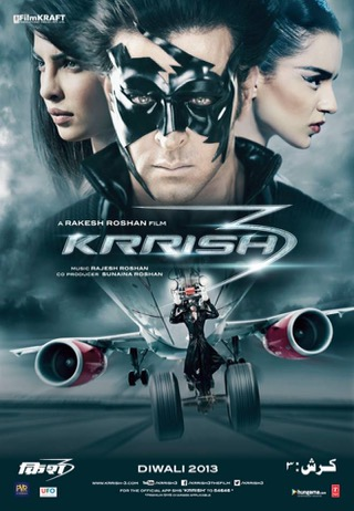 KRRISH III (India Movie Myanmar Subtitle) – Robert Thawng Dairy